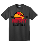 BASKETBALL DESIGN - Custom T-shirt - PC542043 - Custom Heat Pressed ee9ad0d39d9318112014191347820