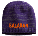BALAGAN - Heathered Beanie - District Threads DT620 - DT6202048 - Custom Heat Pressed a8f5c37376192311201419169670