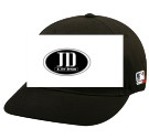 JD icon - Chicago White Sox - Official MLB Hat for Little Kids Leagues - WhiteSox_Baseball_Hat_2752045 - Custom Heat Pressed 37407c4e89302182016201047149