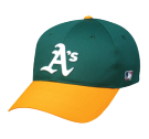 SETH-22-SETH-22- 14 BKB  Oakland A's Official MLB Hat for Little Kids Leagues OCMLB300