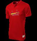 MASSMAN-15 Youth Cardinals Two-Button Jersey - Cardinals-MAIY83