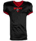 BANDITS - Custom Embroidered Reversible Football Jersey Adult -1357 - 13572029 c99e93b37a9f310201619495412