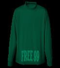 FREE99 XFEAMERS 31 Adult Turtleneck Longsleeve
