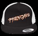 PHENOMS - Two Color Classic  Trucker Hat  - 6006T - 6006T2048 - Custom Heat Pressed b3bbc18c9510275201685931310