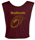 BLOODHOUNDS DISCONTINUED Youth Football Scrimmage Vest - Teamwork Athletic - 2361