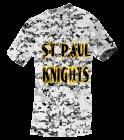 ST-PAUL-KNIGHTS-KNIGHTS Youth Digi Camo Jersey  - 506DY