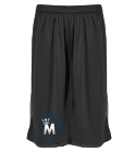 bball - Custom Heat Pressed Adult Shorts With Pockets -4117 - 41172025 9742a8090dfa72201685652260