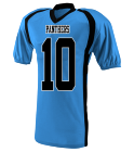 Jamar - Custom Heat Pressed Youth Two Color  Raglan Football Jersey  - 9531 - 95312033 23e229eba2d41342016133338923