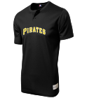H. WALKER - Custom Heat Pressed Pirates MLB 2 button Youth Jersey  - MLB181 - Pirates-1812033 e30586ff06d9982016201311762