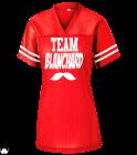 EB Bach. - Custom Heat Pressed Womens Replica  Football Jersey - LST307 - LST3072051 b0eb1e17a3e43062015123358649