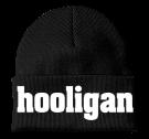 "HOOLIGAN - 3"" Fold Up Cuff Beanie - CP90 - CP902043 - Custom Heat Pressed 8077d2369fa72712015124127535"