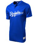 SPONSOR Royals MLB 2 button Youth Jersey - MLB181