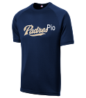 PIO - Custom Heat Pressed Padres Adult MLB Replica T-Shirt - 5300 - Padres-53002038 bd4c27d222e51932016141128934
