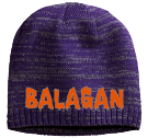 BALAGAN 2 - Heathered Beanie - District Threads DT620 - DT6202048 - Custom Heat Pressed c1fc3e2e293c23112014191954217