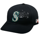 EJB - Seattle Mariners - Official MLB Hat for Little Leagues - Mariners_Baseball_Hat_2752022 - Custom Heat Pressed 1606c7608f68172014105135543