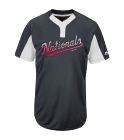 Trea-Turner-Youth-Jersey Youth Nationals Two-Button Jersey MAIY83