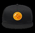 DragonBall - Snap Back Flat Bill Hat - 125-1038 - 125-10382025 - Custom Heat Pressed 75f6e0bdb049292014163256148