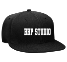 BHP STUDIO - Snapback Flat Bill Hat - 125-978 - 125-9782024 - Custom Heat Pressed 61d95cb7364618201573946838