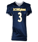 SCOREPIONS 3 WILLIAMS 3 - Custom Heat Pressed Youth Digital Camo Command Football Jersey - 1319 - 13192056 b85abc4b4f0e2812201694712345