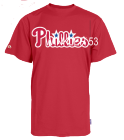 WINKLER-53 Phillies Adult MLB Replica Jersey  - MAG223