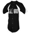 S.A.L 1800 - Custom Heat Pressed Youth Mustang Baseball Jersey - 1868B - 1868B2043 7931dad8ce332712015122031311
