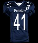 PETOSKEY 41 41 41 41 PIKE CV - Custom Heat Pressed Reversible Football Jersey Adult -1357 - 13572049 d484af85982328520166106506