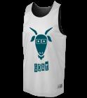 goat glasses - Custom Heat Pressed Reversible Basketball Jersey - ST500 - ST5002048 6c4f21df3b9f2410201414710901