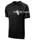 AMERICAN LEGION - Custom Heat Pressed White-Sox Adult MLB Replica T-Shirt - 5300 - White_Sox-53002022 e6e58bd57721152016211915763