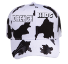 DK-DRENCH-KIDS James Cow Brown Pro Style Pre Printed Otto Cap