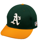 SHANE-BALDWIN 14 BKB  Oakland A's Official MLB Hat for Little Kids Leagues OCMLB300