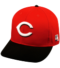 BOOMER-BOOMER-1 Cincinnati Reds - Official MLB Hat for Little Kids Leagues OCMLB300