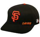 ZAVION  - San Francisco Giants- Official MLB Hat for Little Kids Leagues - Giants_Baseball_Hat_2752028 - Custom Heat Pressed 62534f50996884201618716767