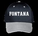 FONTANA M.O.I. - Low Pro Style Otto Cap 19-062 - 19-0622037 - Custom Heat Pressed 7739db6f1e8e184201575745684