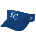 HALEY-4 Kansas City Royals - Official MLB Visor Softball League