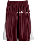 "COACH COOPER - Youth Basketball Shorts 7"" inseam - Teamwork Athletic - 4463 - 44632035 - Custom Heat Pressed 4d187946eedb910201652555179"