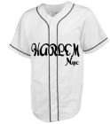 harlem 82 - Custom Embroidered Teamwork Athletic Full Button Baseball Jersey - 1757B - 1757B2053 a785f97371e1281120146521246