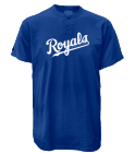 -DOYLE Royals MLB 2 button Youth Jersey - MLB181