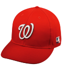 WASHINGTON-RULES Washington Nationals- Official MLB Hat for Little Kids Leagues