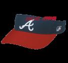 LUCAS-ARVIG Atlanta Braves - Official MLB Visor Softball League