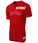 GUTIERREZ - Custom Heat Pressed Angels Youth 2-Button MLB Jersey - MLB181 - Angels-1812046 d9715125ac332652015101939563
