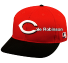COLE-ROBINSON Cincinnati Reds - Official MLB Hat for Little Kids Leagues OCMLB300