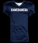 KAMEHAMEHA - Custom Screen Printed Reversible Football Jersey Adult -1357 - 13572057 da7b2af6c82d30112016123047265