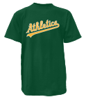 OAKLAND-AS- Athletics Adult MLB Replica Jersey  - MAG223