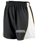 ANIMAL - Augusta Youth Wicking Mesh Basketball Varsity Shorts - 979 - 9792046 - Custom Heat Pressed 0c477d35d3ec20112015171725396