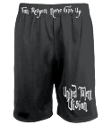FUN. RESPECT. NEVER GIVE UP. UNITED TALENT VISION - Youth Basketball Practice Shorts - 4014 - 40142032 - Custom Heat Pressed 7250fc10131c992014164757523