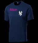 ALISON Yankees Adult MLB Replica Jersey  - MAG223