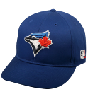 SAVAGE - Toronto Blue Jays Official MLB Hat for Little Kids Leagues - BlueJays_Baseball_Hat_2752042 - Custom Heat Pressed 8cb82e8cef5a161020161510385
