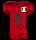 00 - Custom Heat Pressed Reversible Football Jersey Adult -1357 - 13572033 12b4a11f2b0a7102016102517186