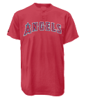 33 - Custom Embroidered Angels MLB 2 Button Jersey  - MA0180 - Angels-MA01802028 f322b8caef3849201520553521