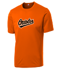 CURTISNIEVES-CURTISNIEVES Orioles Adult MLB Replica Jersey  - MAG223